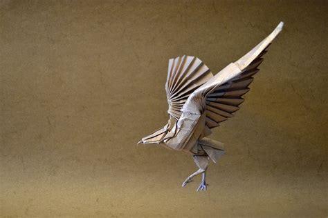 easy origami eagle 25 beautiful origami birds 21 is especially impressive