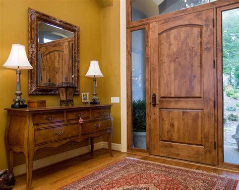 American Kitchens Designs rustic doors single exterior door knotty alder doors
