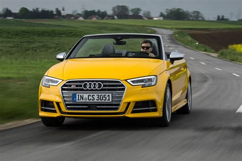 New Audi S3 by New Audi S3 Cabriolet 2016 Review Pictures Auto Express