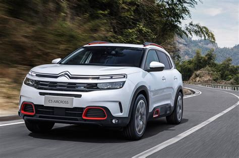 Citroen C5 by Citroen C5 Aircross Revealed As Most Powerful Citroen