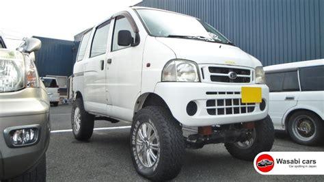 Daihatsu Hijet 4x4 by Daihatsu Hijet 4x4 Wallpaper 1280x720 25613