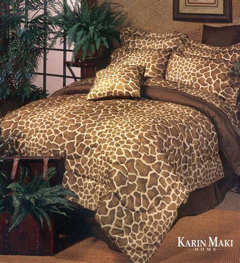 giraffe bedding giraffe by karin maki beddingsuperstore