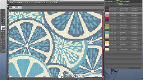 textile design software yunique plm and pointcarre textile software textile cad