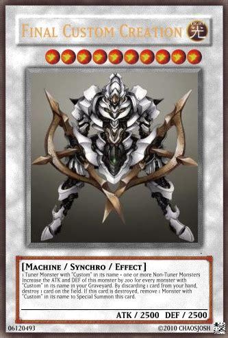 make custom yugioh cards custom creation yu gi oh card maker wiki fandom
