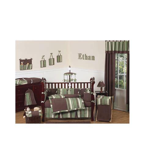 sweet jojo crib bedding sets sweet jojo designs ethan 9 crib bedding set