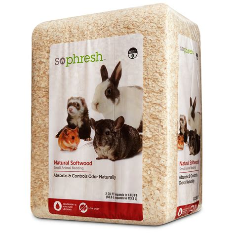 animal bedding so phresh softwood small animal bedding petco store