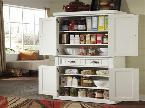 freestanding pantry cabinet for kitchen arrangement stand alone pantry closet roselawnlutheran