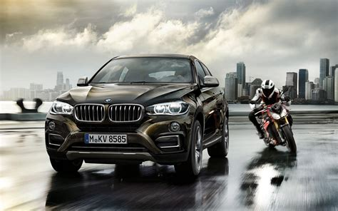 Car Wallpapers Bmw X6 by 2016 Bmw X6 Wallpapers Autoevolution