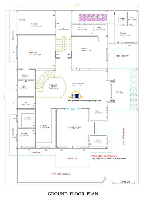 house floor plans india indian home designs and floor plans home design and style
