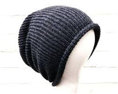 mens slouchy beanie knitting pattern 17 best ideas about s beanie on crochet