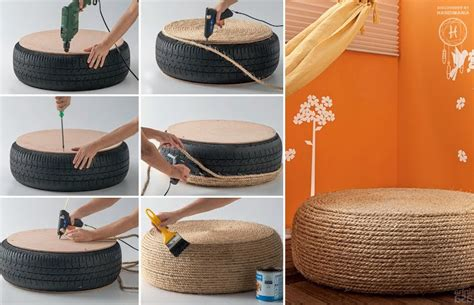 How To Recycle Recycled Rope Craft Ideas
