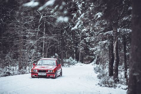 Car Wallpaper Winter by Pictures Bmw E36 3 Series Winter Forests Cars 2880x1920