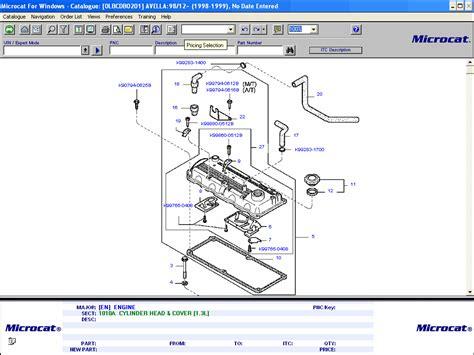 download car manuals 2007 mazda mazda3 spare parts catalogs kia 2014 parts catalog