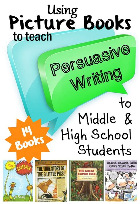 picture books to teach narrative writing picture books that demonstrate persuasive writing