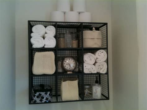 bathroom shelving ideas for towels the toilet storage ideas for space hative