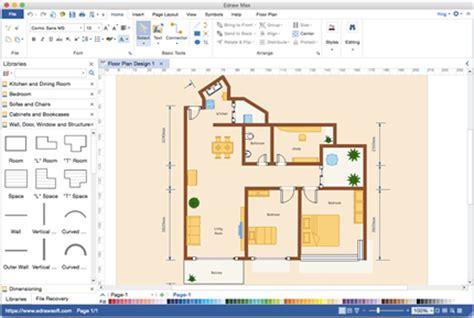 Floor Plan Software For Mac floor plan software for mac