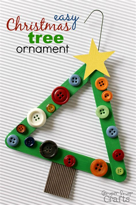 easy ornaments for 3 easy crafts to make with your
