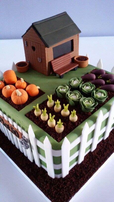 vegetable garden cake ideas 1000 ideas about vegetable garden cake on