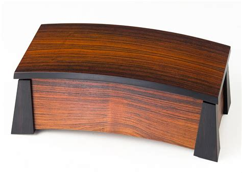 woodworking jewelry box jewelry box bent laminated lid finewoodworking