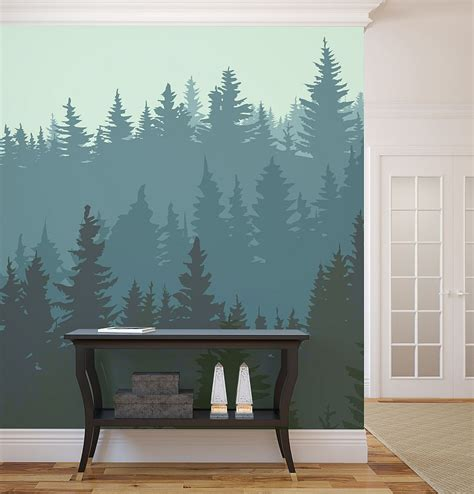 Wall Mural Paint dare to be different 20 unforgettable accent walls