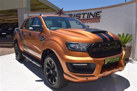 Ford Ranger 4x4 by 2018 Ford Ranger 3 2tdci Wildtrack 4x4 Pristine Motors