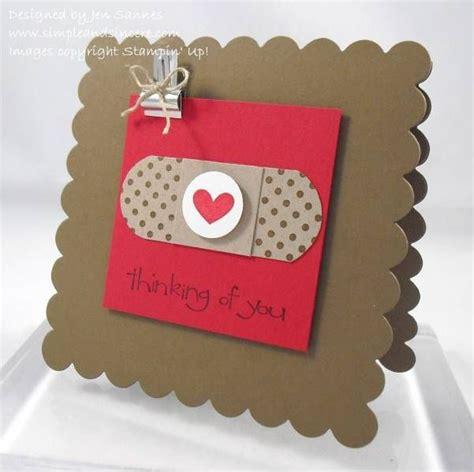 how to make a get well soon card 76 best handmade cards get well soon images on