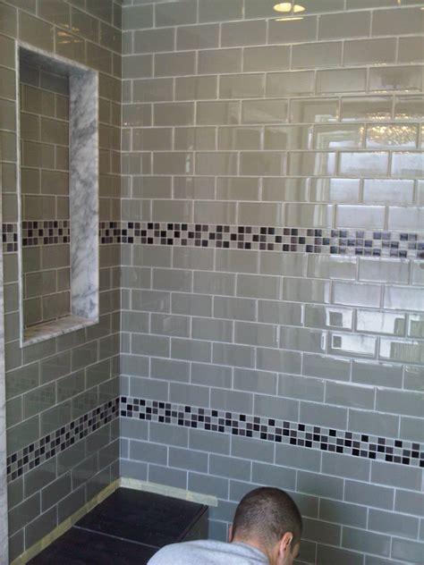 glass tiles bathroom ideas 30 great ideas of glass tile for bath