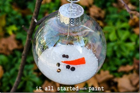 diy clear glass ornaments 35 diy ornaments from easy to intricate
