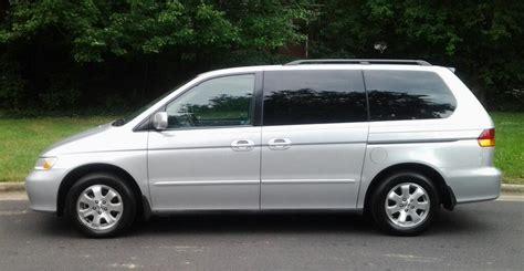 2003 Honda Odyssey by 2003 Honda Odyssey Information And Photos Zombiedrive