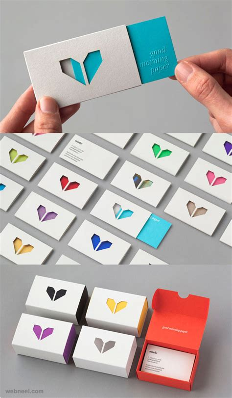 creative cards 50 creative branding and identity design exles for your