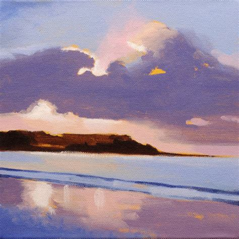 acrylic painting landscapes beginners let s make a painting july 2012