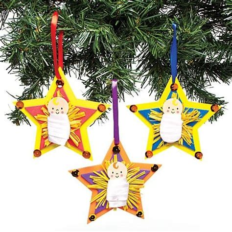 jesus decorations 707 best simple nativity crafts for images on