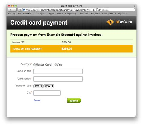 how to make payment of credit card credit card payment images