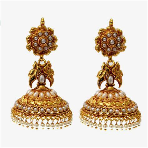 earrings design free hd wallpapers gold jhumka earring
