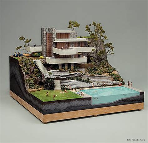 model miniatures architectural miniatures archives if it s hip it s here