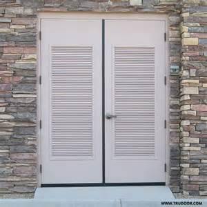 vented bifold closet doors vented doors harvey therma tru smooth door with