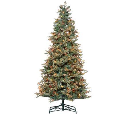 qvc bethlehem lights trees bethlehem lights 9 blue spruce tree page 1