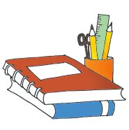 pictures of books and pencils school books pencils clipart panda free clipart images