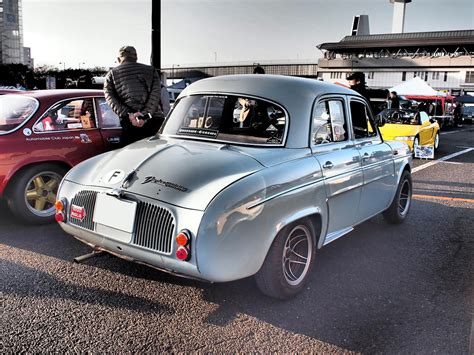 Renault Dauphine by Renault Dauphine Gordini Classic Cars Cars