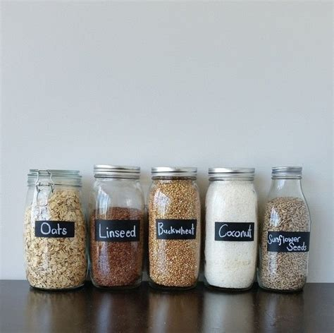 chalk paint glass jars painted chalk labels for your glass jars 183 how to decorate