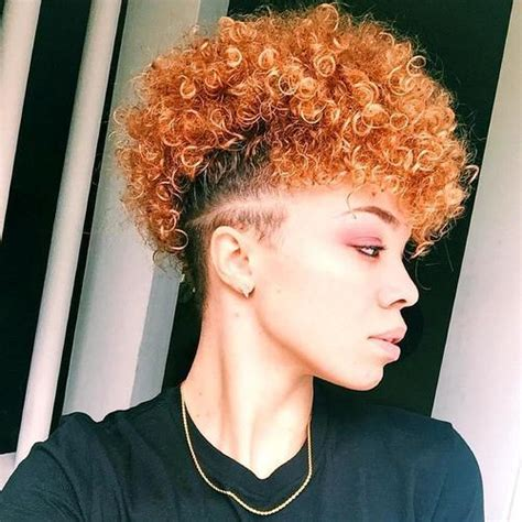 hair pieces to wear with fo hawk hairstyle fun fancy and simple natural hair mohawk hairstyles