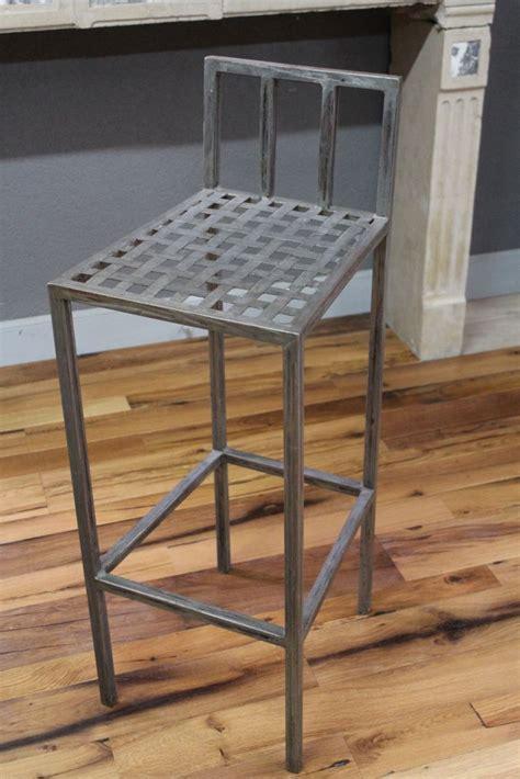 chaise haute de bar en fer hauteur chaise 95 cm