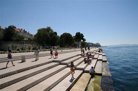 sea organ croatia zadar travel things to do in zadar chasing the
