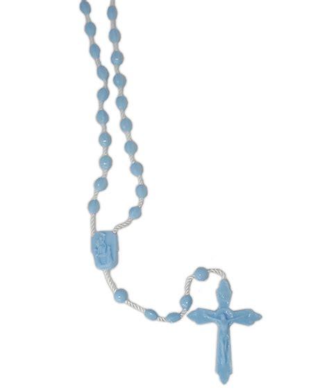 plastic rosary rosary plastic budget blue acrylic rosaries pleroma