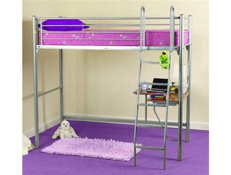 metal high sleeper bed frame sweet dreams opal metal high sleeper bed frame by sweet dreams