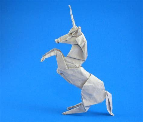 easy origami unicorn origami unicorns page 1 of 2 gilad s origami page