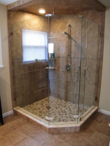 bathroom shower pics corner showers the space saving shower bath decors