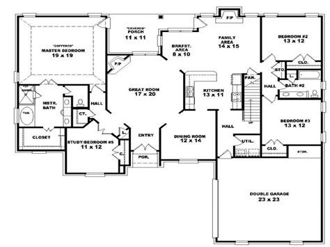 2 story house plan 4 bedroom 2 story house plans 3 bedroom 2 story house one story two bedroom house plans
