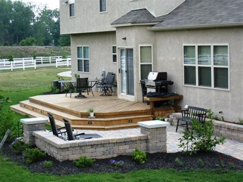 patios and decks designs patio deck pictures and ideas