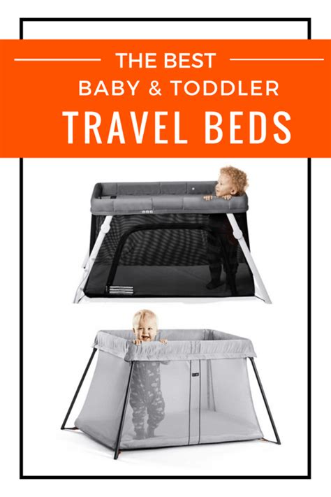 travel baby cribs 2017 the best travel cribs and portable baby travel beds